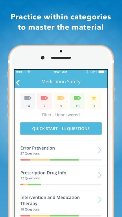 PTCB Pharmacy Tech Mastery screenshot-4