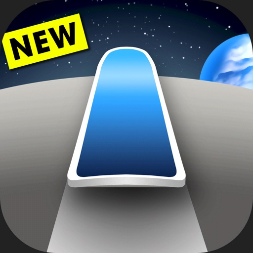 Moon Surfing app for iphone