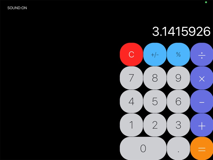 MyCalculator for iPad screenshot-4