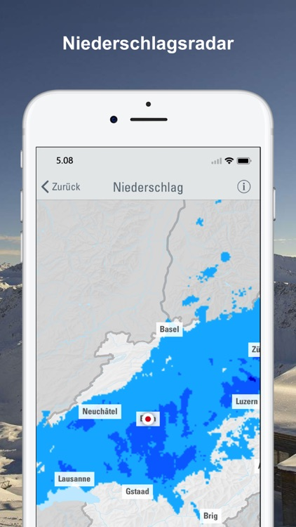 Wetter-Alarm: Wetter & Alarme screenshot-3