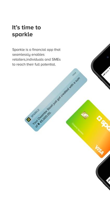 Sparkle - Lifestyle & Finance