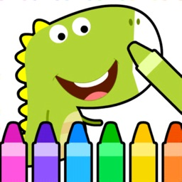 Coloring Games & Kids Drawing+