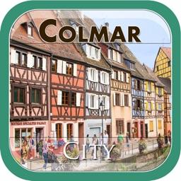 Colmar City Map - Guide