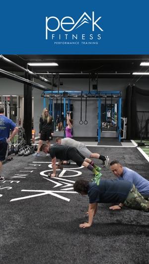 Peak Fitness Training 4