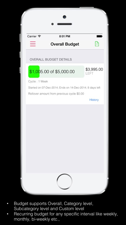 Expense Tracker Pro for Home