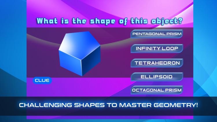 3D Geometry Shapes Learning screenshot-4