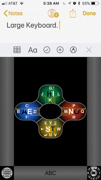 5-Key Shift screenshot-4