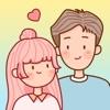 心动日常-恩爱小情侣记录软件 - iPhoneアプリ
