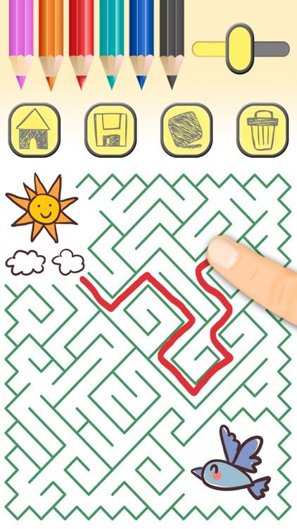 Classic Mazes Brain Games screenshot-3