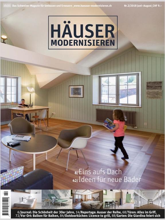 iPad Image of Häuser modernisieren