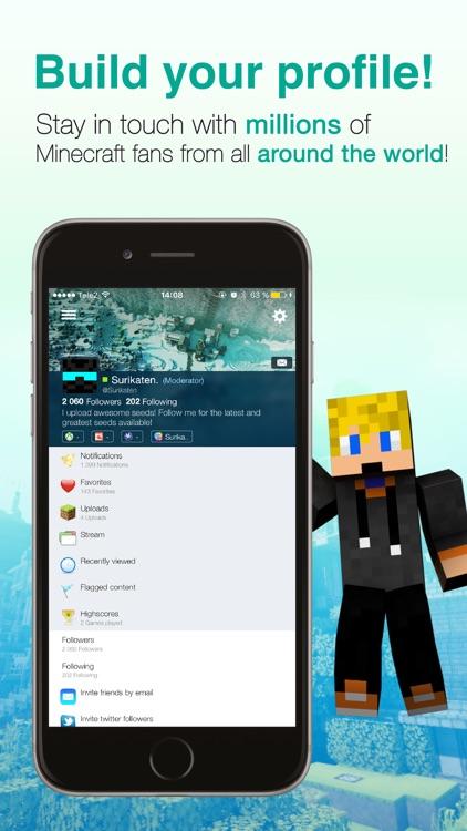 Seeds Pro - Minecraft Edition screenshot-3