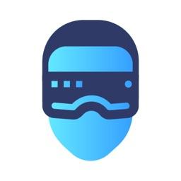 Virtual Reality Stickers
