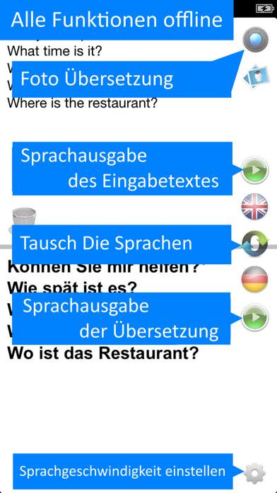 übersetzer Offline