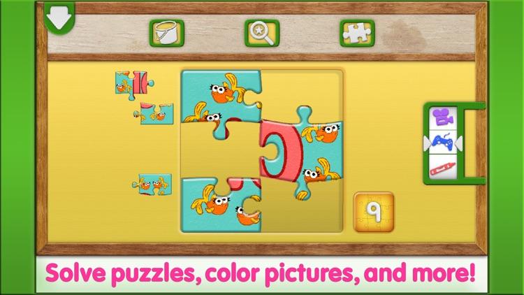 Elmo Loves 123s Lite screenshot-3