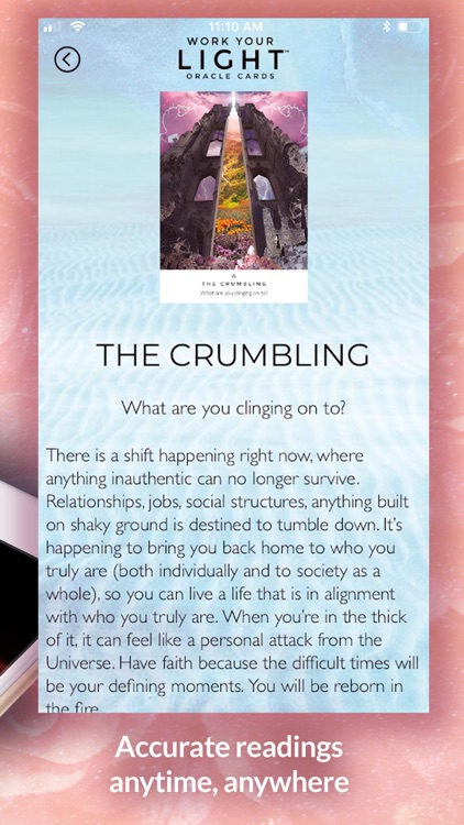 Work Your Light Oracle Cards screenshot-4
