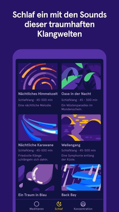 Headspace: Meditation & SchlafScreenshot von 8