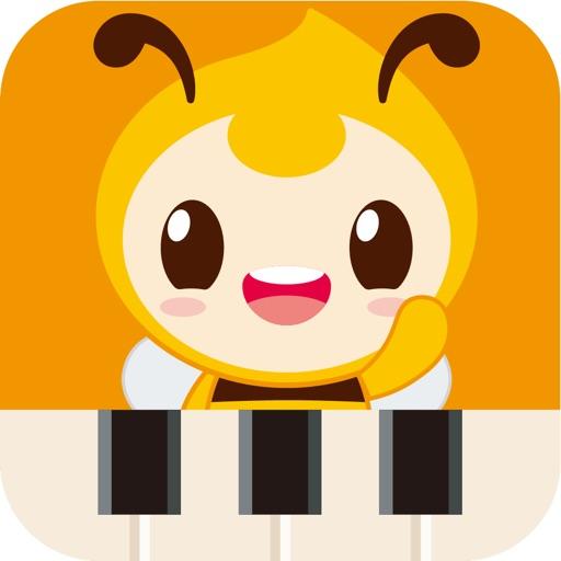 贝哆蜂陪练——智能钢琴陪练 专业教学平台