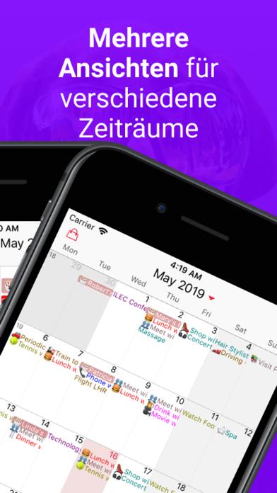 WeekCalendar - Cloud KalenderScreenshot von 6