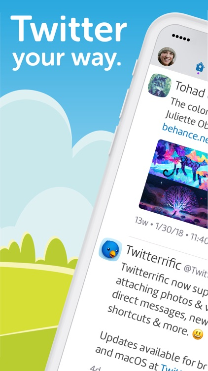 Twitterrific 5 for Twitter screenshot-0