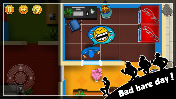 Robbery Bob™ Screenshot