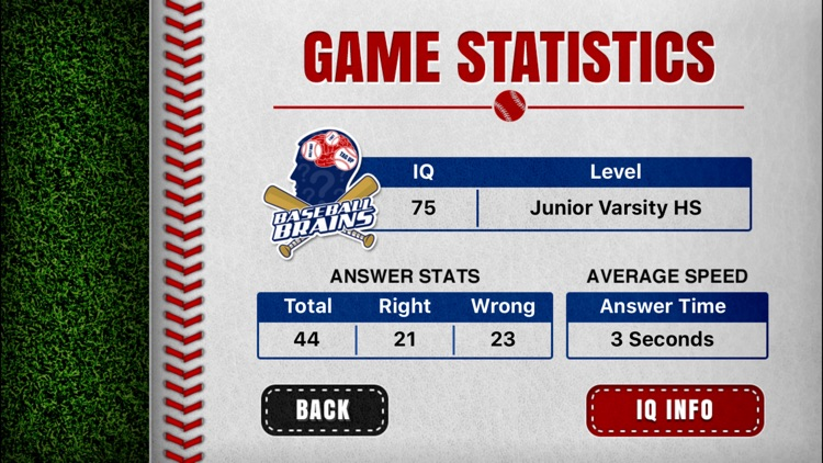Baseball Brains screenshot-3