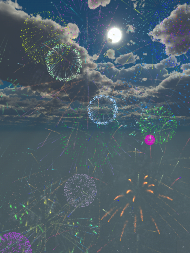 Fireworks Tap Screenshot