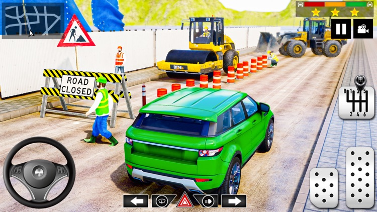 Super Car Driving School 2021 screenshot-9