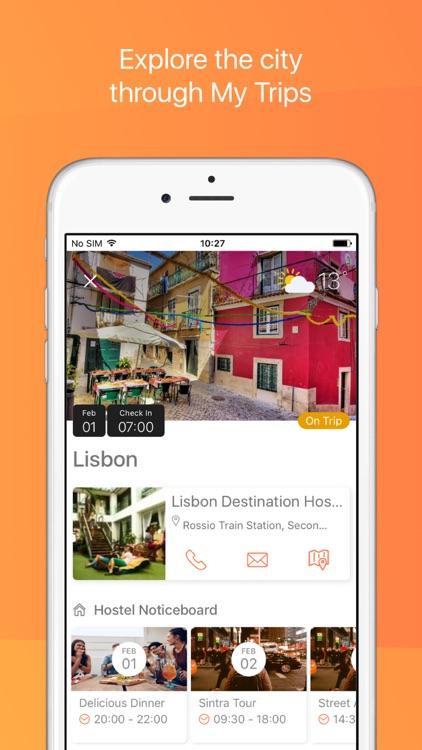 Hostelworld: Hostels & Hotels screenshot-3