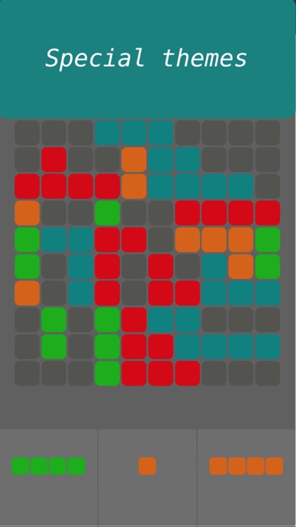 Color Puzzle Blocks screenshot-3