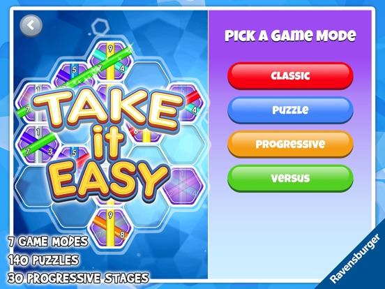 Take It Easy Screenshots
