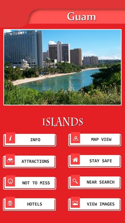 Guam Island Tourism - Guide