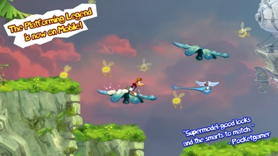 Rayman Jungle Run Screenshots