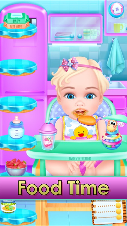 Baby Simulator screenshot-2