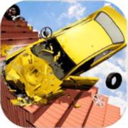 车祸模拟器3D-撞头赛车游戏