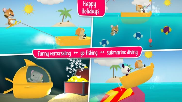 Little Tiger: Firefighter App screenshot-3