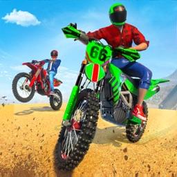 Moto Bike Stunt Racing Game