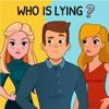 Who is?لعبة ألغاز وأحاجي ذهنية