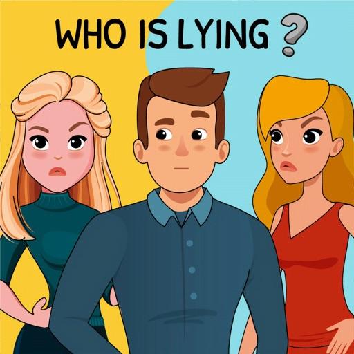 Who is? Головоломки и загадки