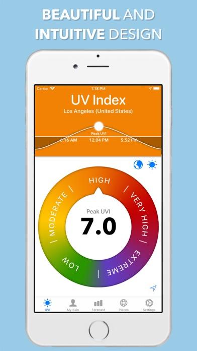 UV Index Widget - Worldwideのおすすめ画像2