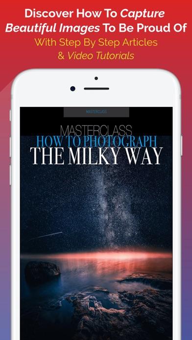 Photography Masterclass review screenshots
