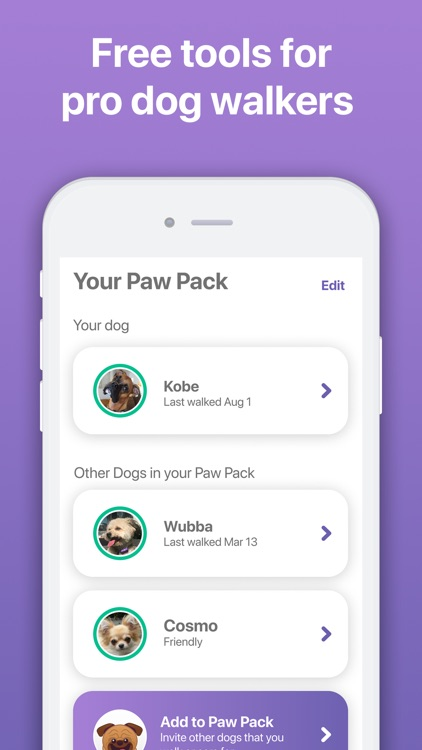 Paway: Meet Local Pet Parents screenshot-4