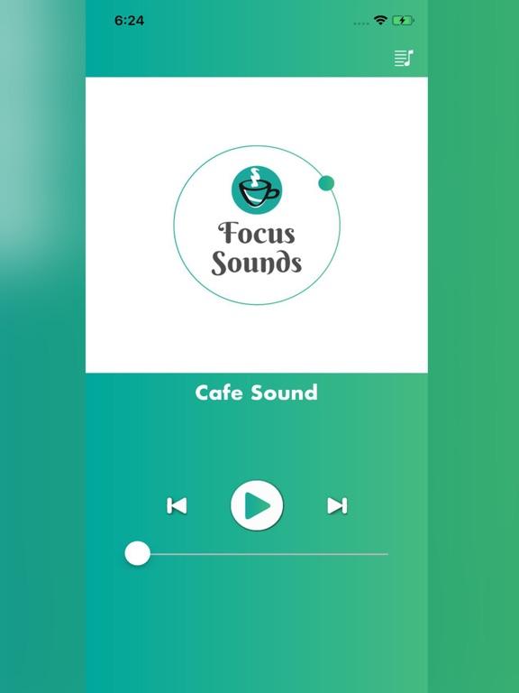 Rainy sounds - Focus screenshot 2