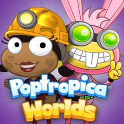 Poptropica Worlds on the App Store