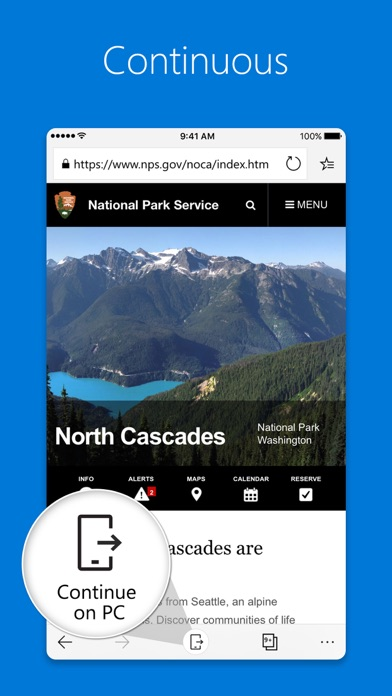 download Microsoft Edge apps 4