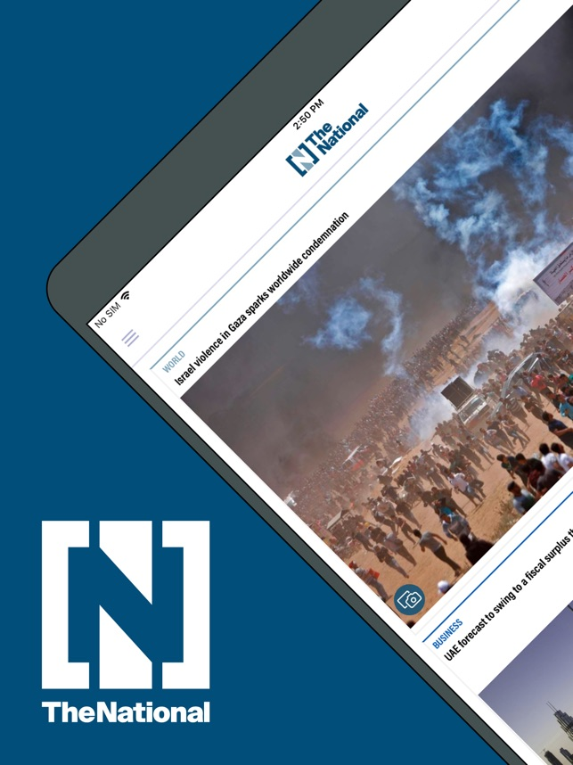 The National UAE on the App Store