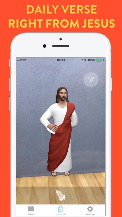 Pocket Jesus AR screenshot-0