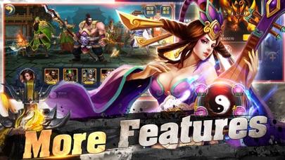 Warriors Of Fate:Online screenshot four