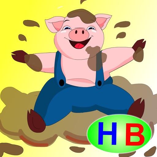 Truyện đọc: Bạn lợn lười tắm