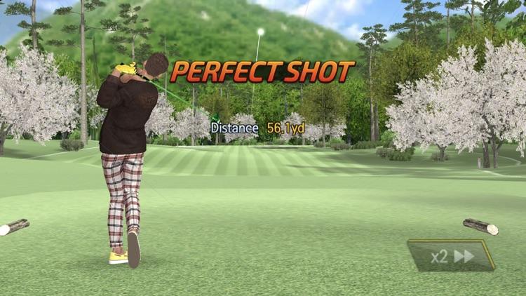 Shotonline Golf:WC screenshot-5