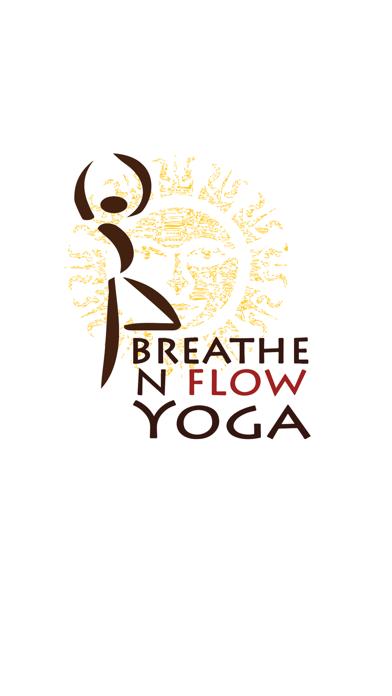 Breathe N Flow Yoga screenshot one